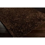 "Surya Woodford Adobe (WOD-3402) Square 0'6"" x 0'6"""